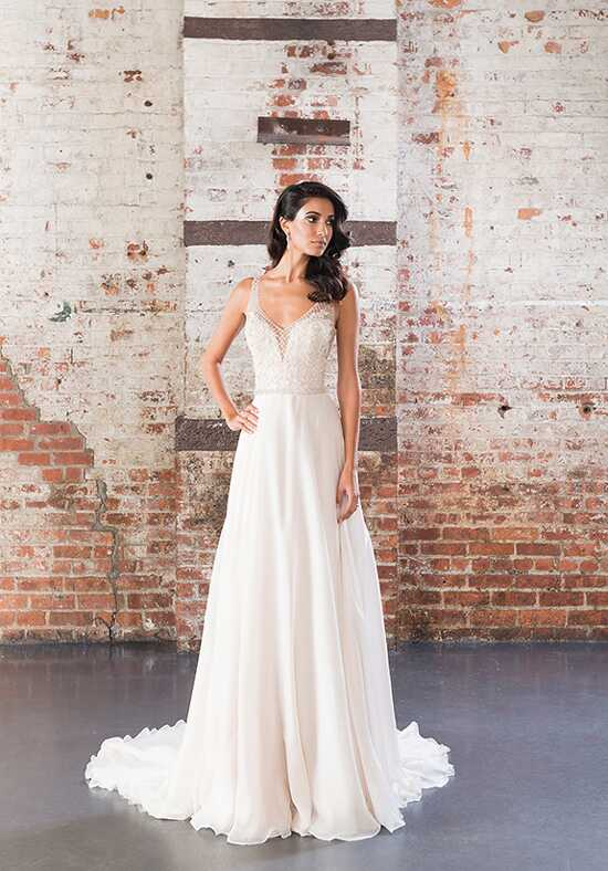 Justin Alexander Signature 9849 A-Line Wedding Dress