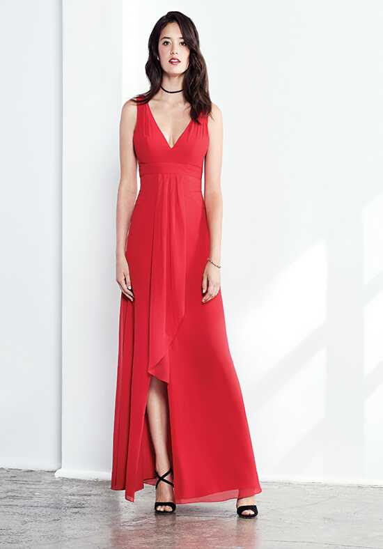 Colour by Kenneth Winston 5279L V-Neck Bridesmaid Dress