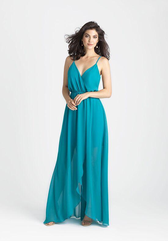 Allure Bridesmaids 1500 V Neck Bridesmaid Dress