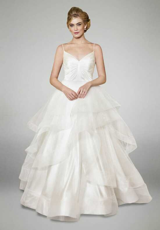 Matthew Christopher Arabella Ball Gown Wedding Dress