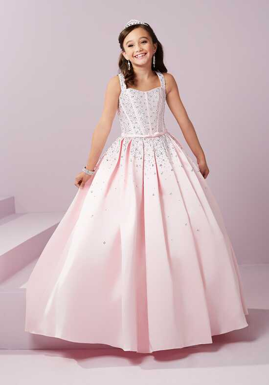 Tiffany Princess 13495 Flower Girl Dress