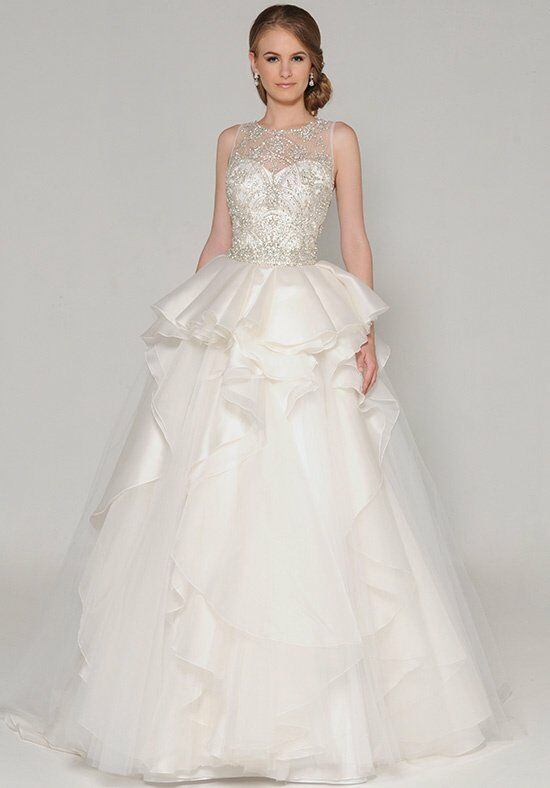 Eugenia Mirabella 3954 Ball Gown Wedding Dress