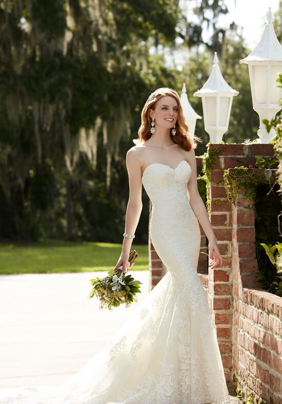 Martina Liana 771 Mermaid Wedding Dress