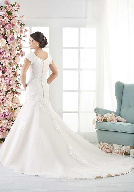Bliss by Bonny Bridal 2812 Sheath Wedding Dress