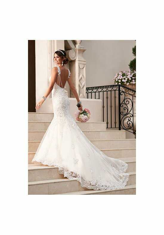 Stella York 6064 Mermaid Wedding Dress