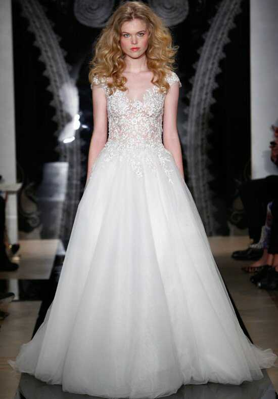 Reem Acra Fabiola Wedding Dress