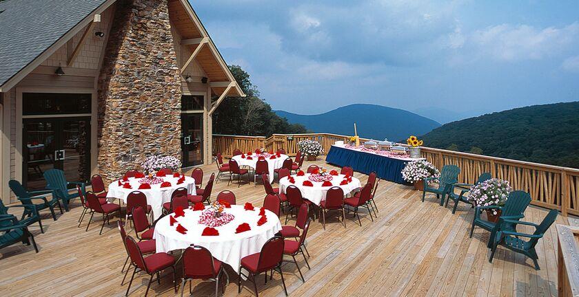 Tiffany disanzo and david woods 39 s wedding website for 21 overlook ridge terrace