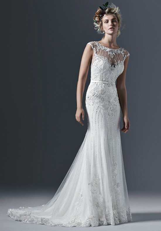 Sottero and Midgley Beckett Sheath Wedding Dress