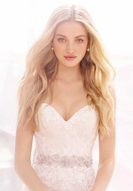 Ti Adora By Alvina Valenta 7457 Wedding Dress photo