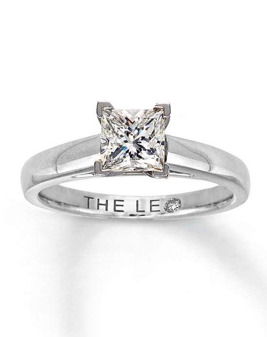 the leo leo artisan solitaire ring 1 ct