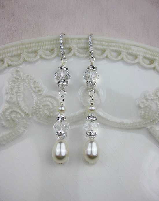 Everything Angelic Ingrid Earrings - e316 Wedding Earring photo