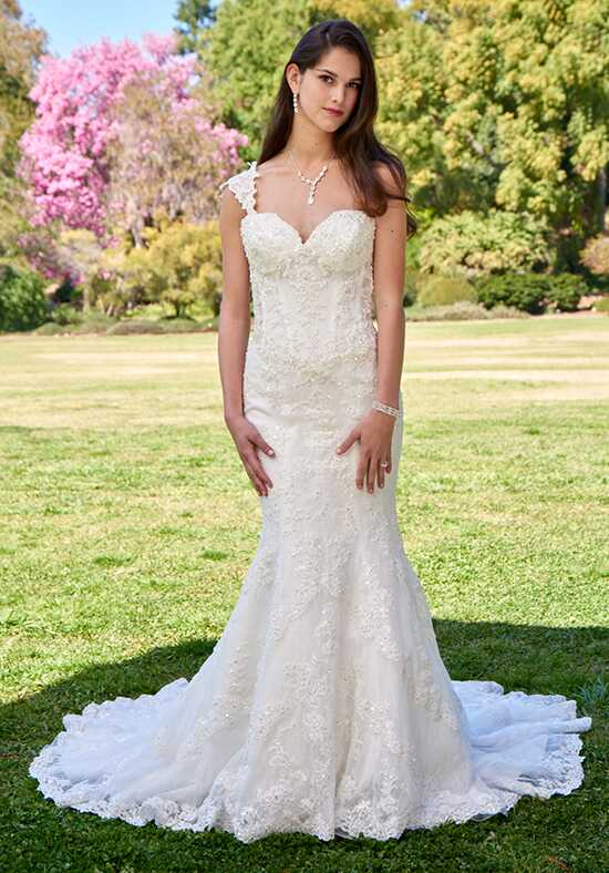Venus Bridal VE8397N Mermaid Wedding Dress