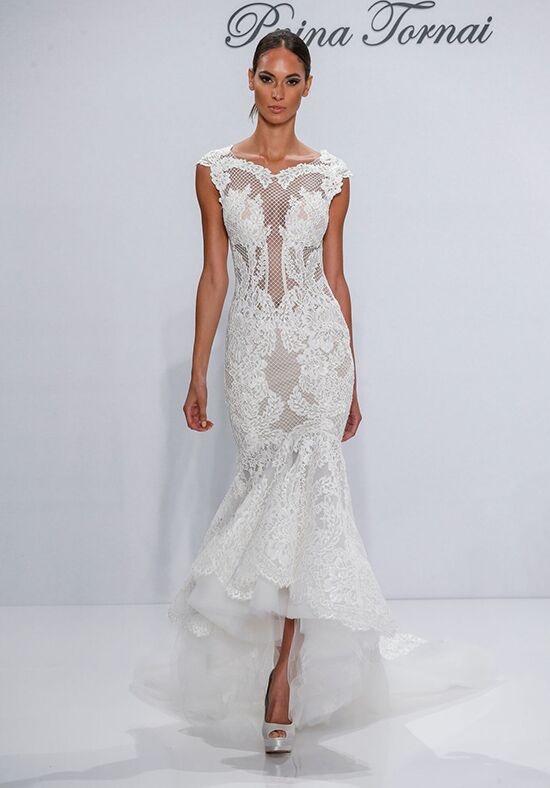 Pnina Tornai for Kleinfeld 4544 Mermaid Wedding Dress
