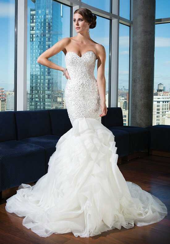 Justin Alexander Signature 9740 Mermaid Wedding Dress