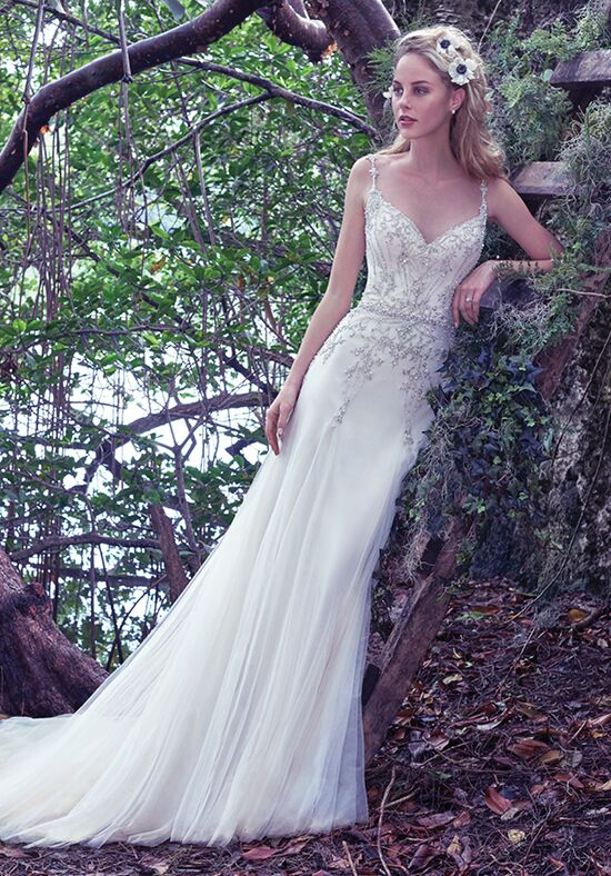 Maggie Sottero Andraea A-Line Wedding Dress
