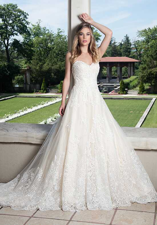 Lo' Adoro M633 Ball Gown Wedding Dress