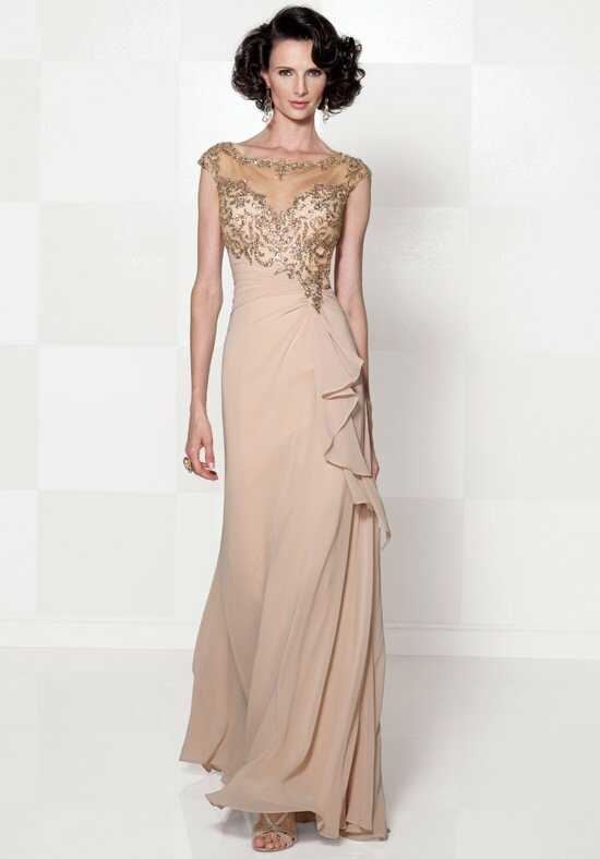 Cameron Blake 114661 Orange Mother Of The Bride Dress