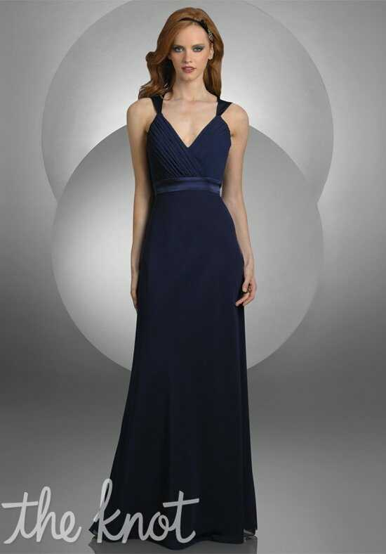 Bari Jay Bridesmaids 411 V-Neck Bridesmaid Dress