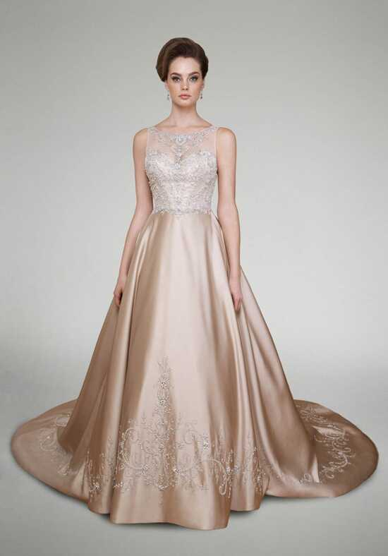 Matty by Matthew Christopher Jewel Ball Gown Wedding Dress