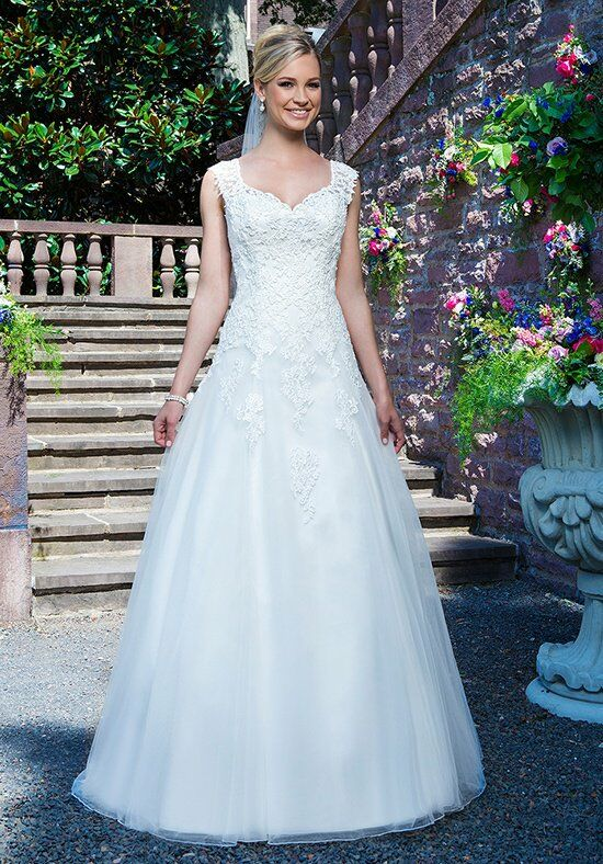 Sincerity Bridal 3863 A-Line Wedding Dress