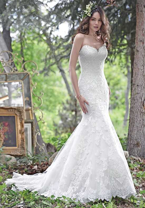 Maggie Sottero Cadence Mermaid Wedding Dress
