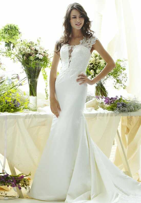 Saison Blanche Couture 4251 Mermaid Wedding Dress