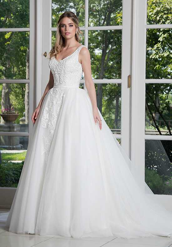 Mary's Bridal Couture d'Amour MB4007 Ball Gown Wedding Dress