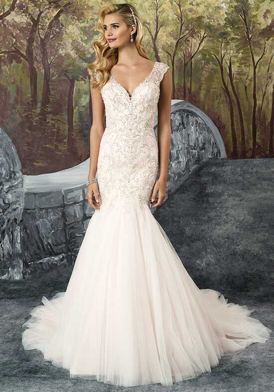 Justin Alexander 8914 Mermaid Wedding Dress