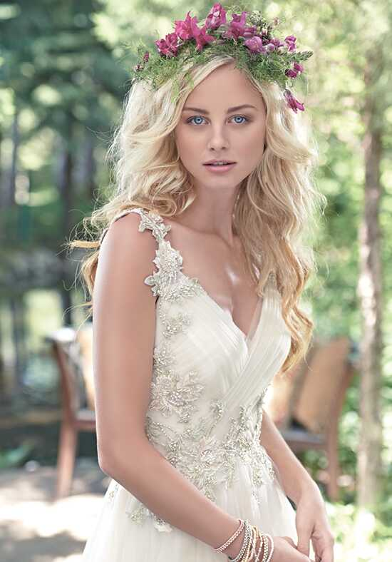 Maggie Sottero Shelby A-Line Wedding Dress