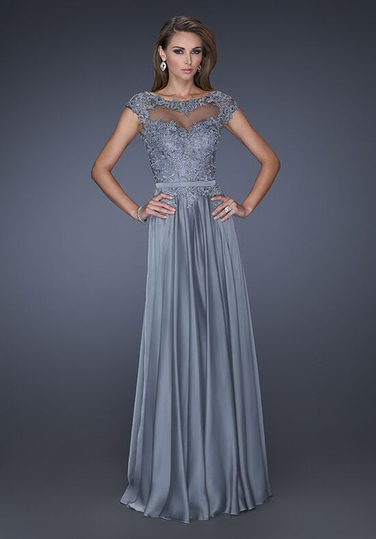 La Femme Evening 20476 Mother Of The Bride Dress The Knot