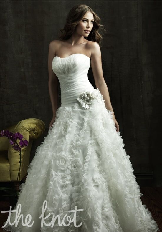 Allure Bridals 8810 Ball Gown Wedding Dress