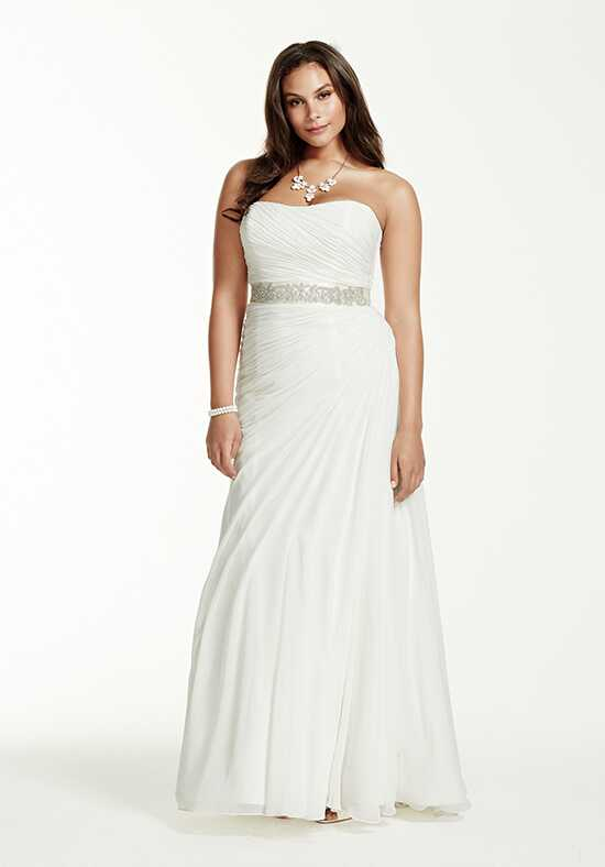 David's Bridal David's Bridal Collection Style 9V3540 Wedding Dress photo