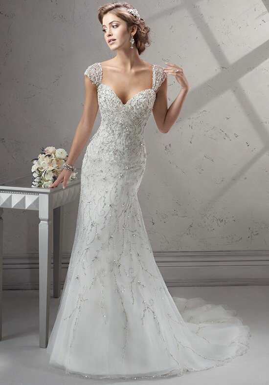 Sottero and Midgley Cayleigh A-Line Wedding Dress
