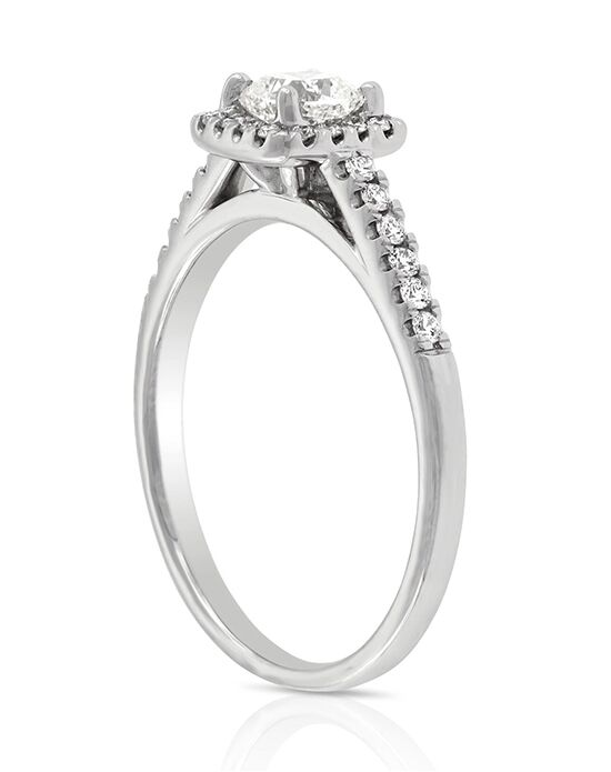 Ben Bridge Jeweler Signature Forevermark Diamond Ring 18K 11310810