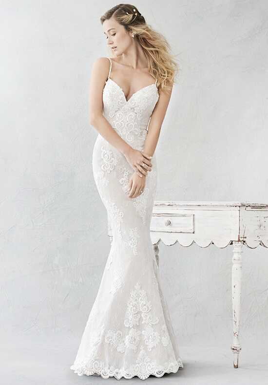 Kenneth Winston: Ella Rosa Collection BE380 Mermaid Wedding Dress