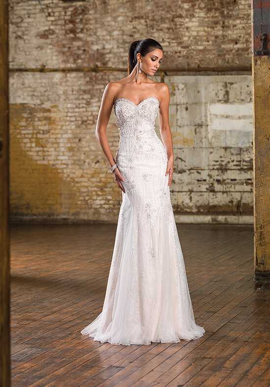 Justin Alexander Signature 9836 Mermaid Wedding Dress
