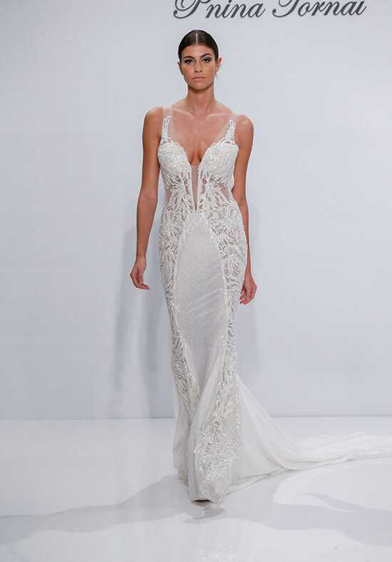 Pnina Tornai for Kleinfeld 4520 Wedding Dress photo