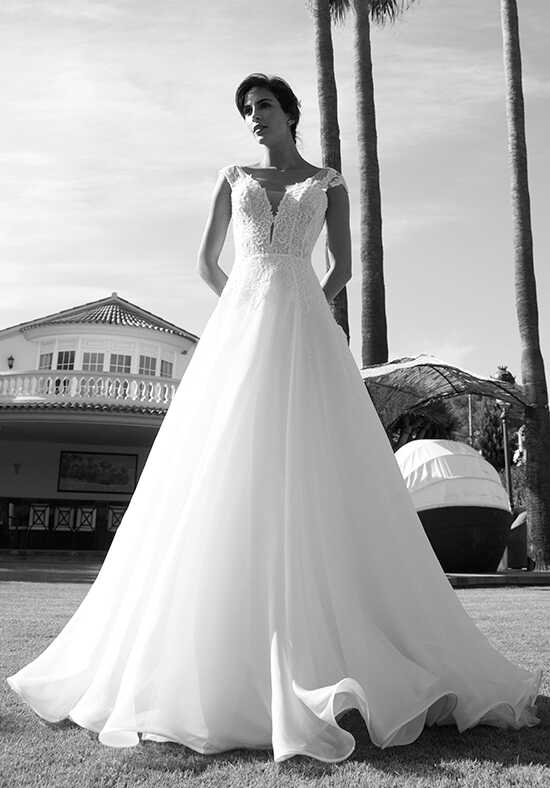 Alessandra Rinaudo Collection LICIA AR 2018 A-Line Wedding Dress