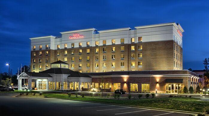 Bufflo Hilton Garden Hotel