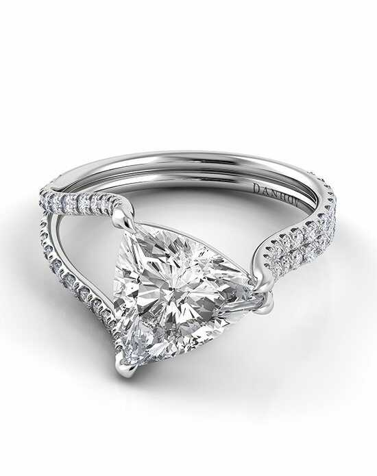 Danhov Cut Engagement Ring