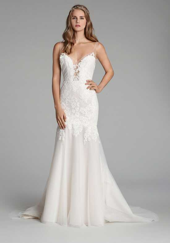 Alvina Valenta 9710 Mermaid Wedding Dress