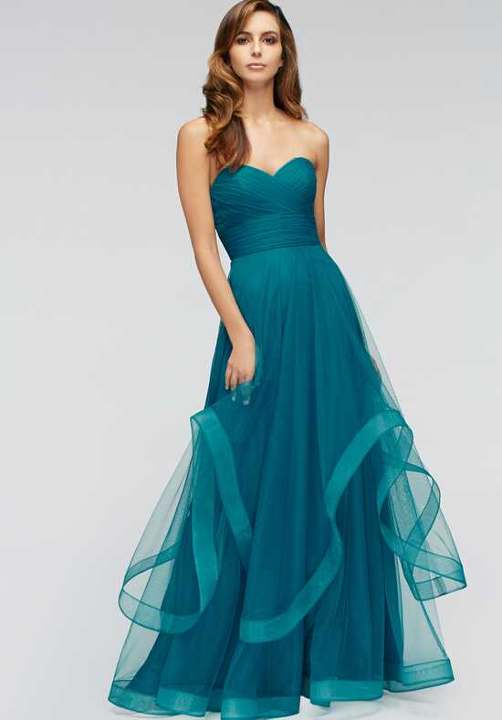 Watters Maids Florian 1310 Strapless Bridesmaid Dress