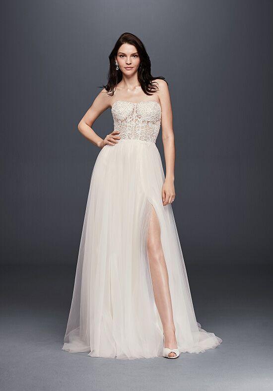 David 39 s bridal galina signature style swg722 wedding dress for Galina signature wedding dresses