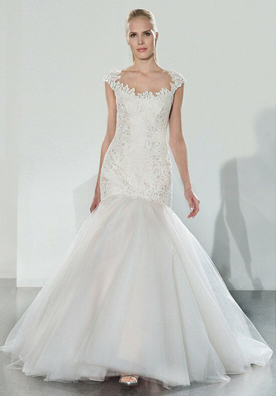 Legends Romona Keveza L560 Mermaid Wedding Dress