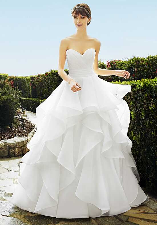 Moonlight Collection J6506 Ball Gown Wedding Dress