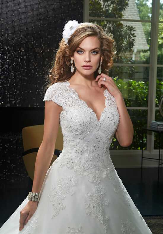 Mary's Bridal 6401 Ball Gown Wedding Dress
