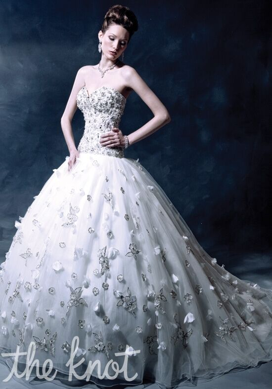 Ysa Makino 3009 Ball Gown Wedding Dress