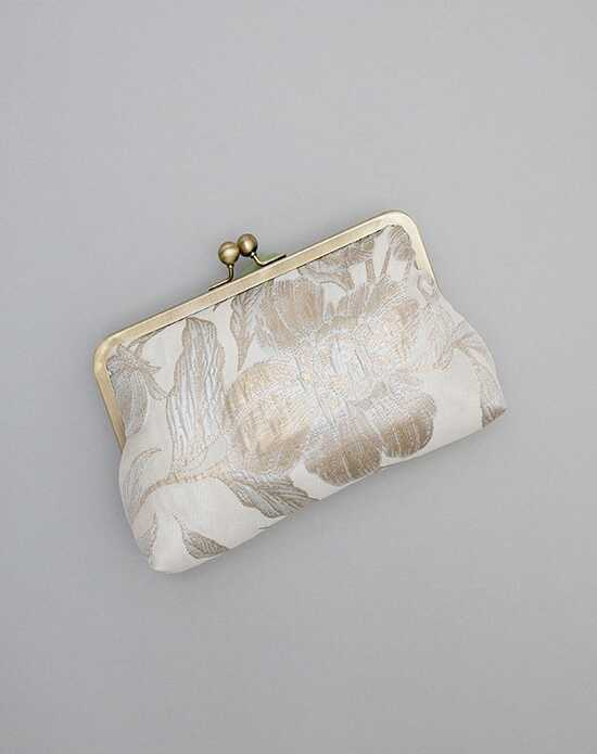 Davie & Chiyo | Clutch Collection Saison Clutch Ivory, Champagne Clutches + Handbag