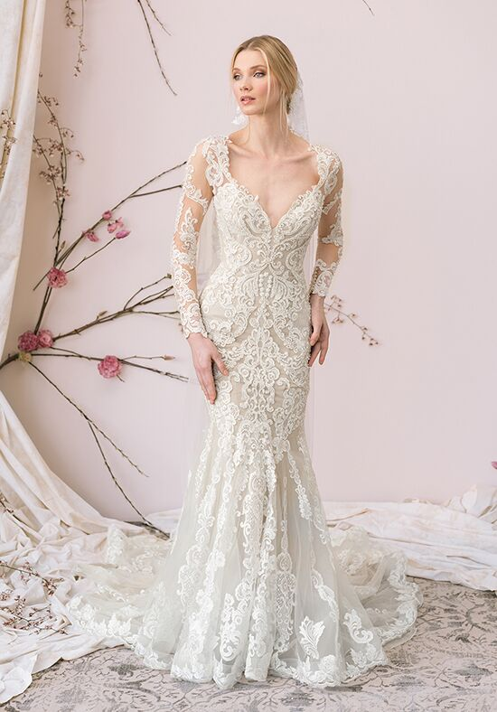 Justin Alexander Signature 9892 Mermaid Wedding Dress