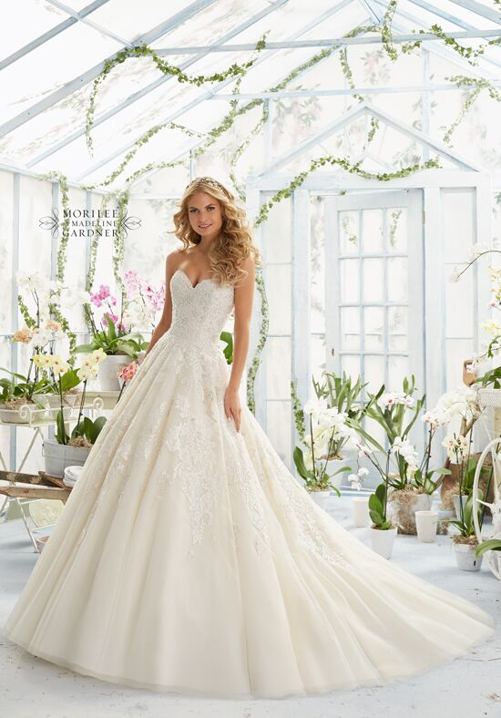 Morilee by Madeline Gardner 2808 Wedding Dress - The Knot